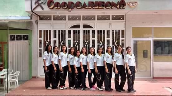Donación de uniformes